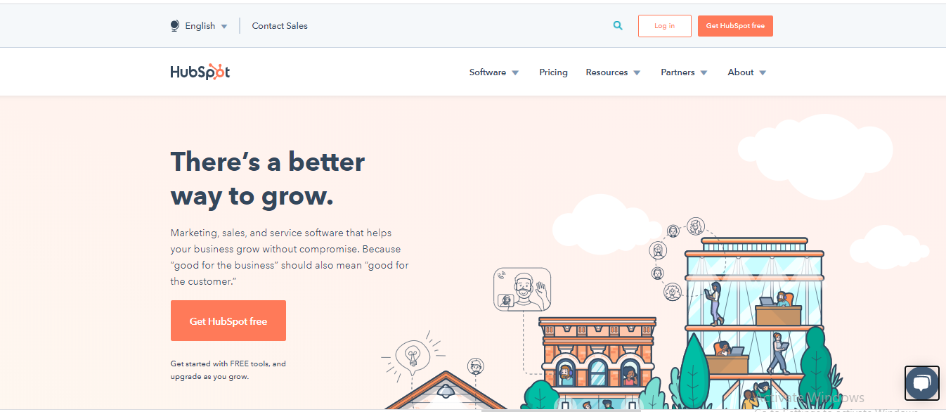 Full review about HubSpot CRM Software