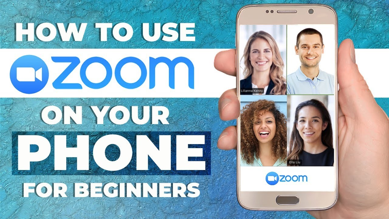 A quick step guide to using the Zoom app on Android Smartphones?