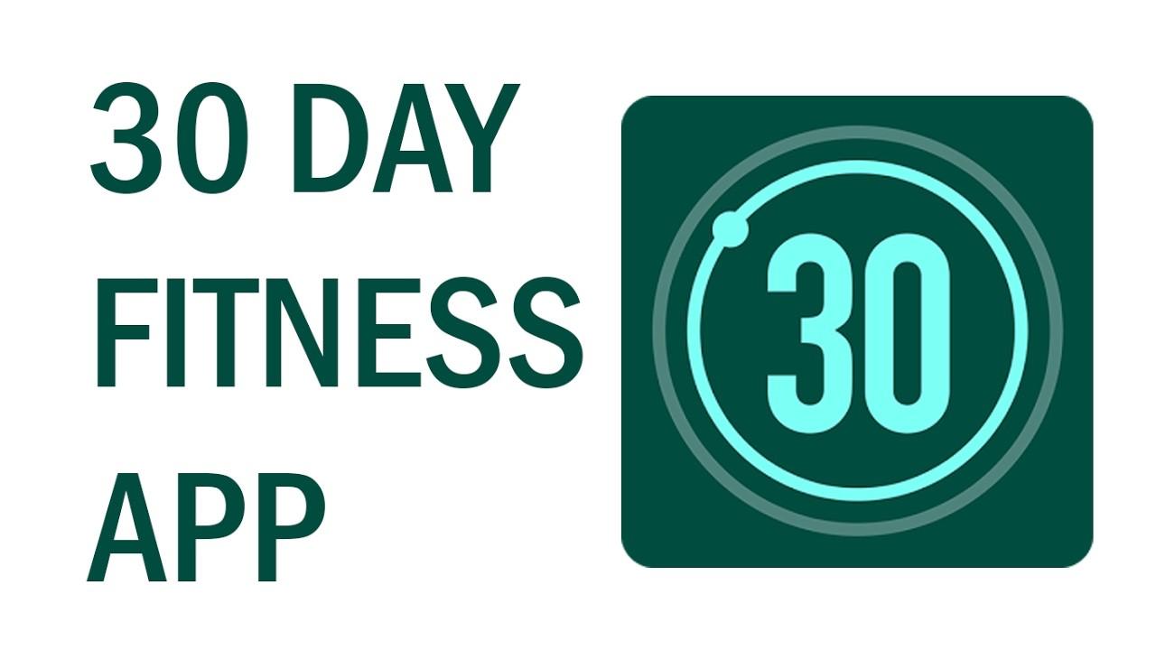 30 Day Fitness app
