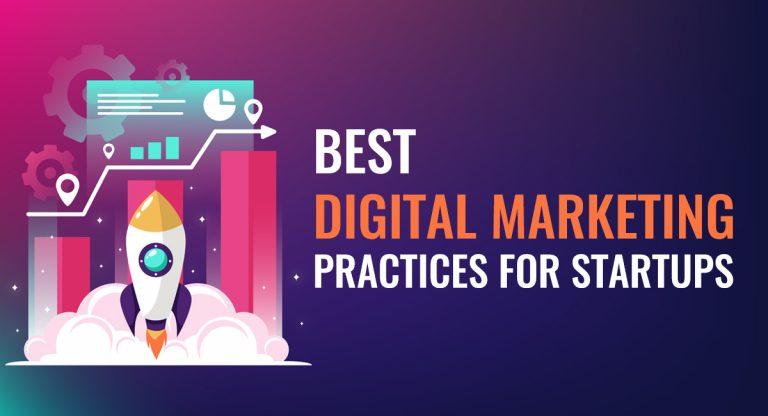 digital marketing start up