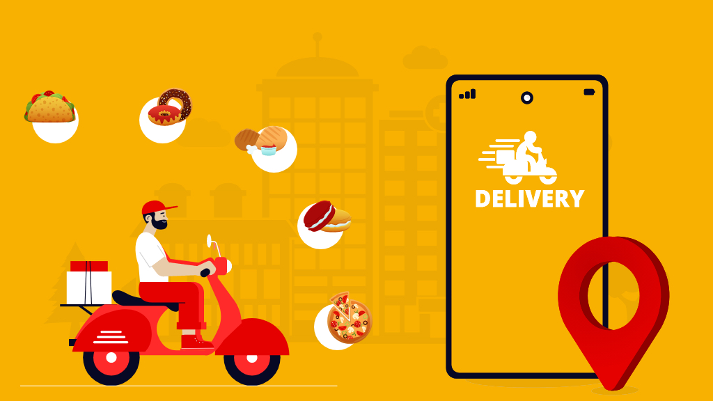 Create a food delivery website