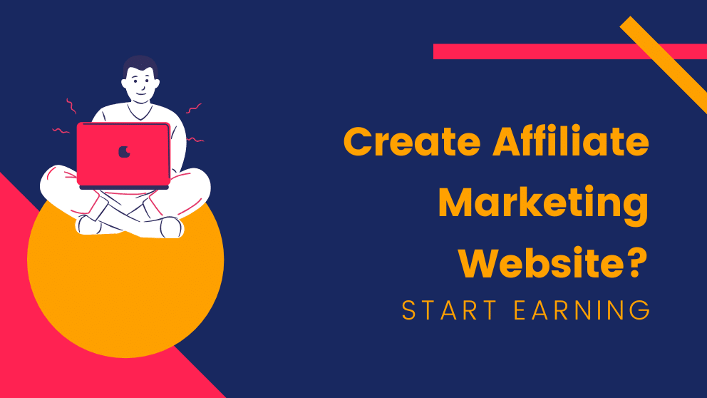 Create an affiliate website