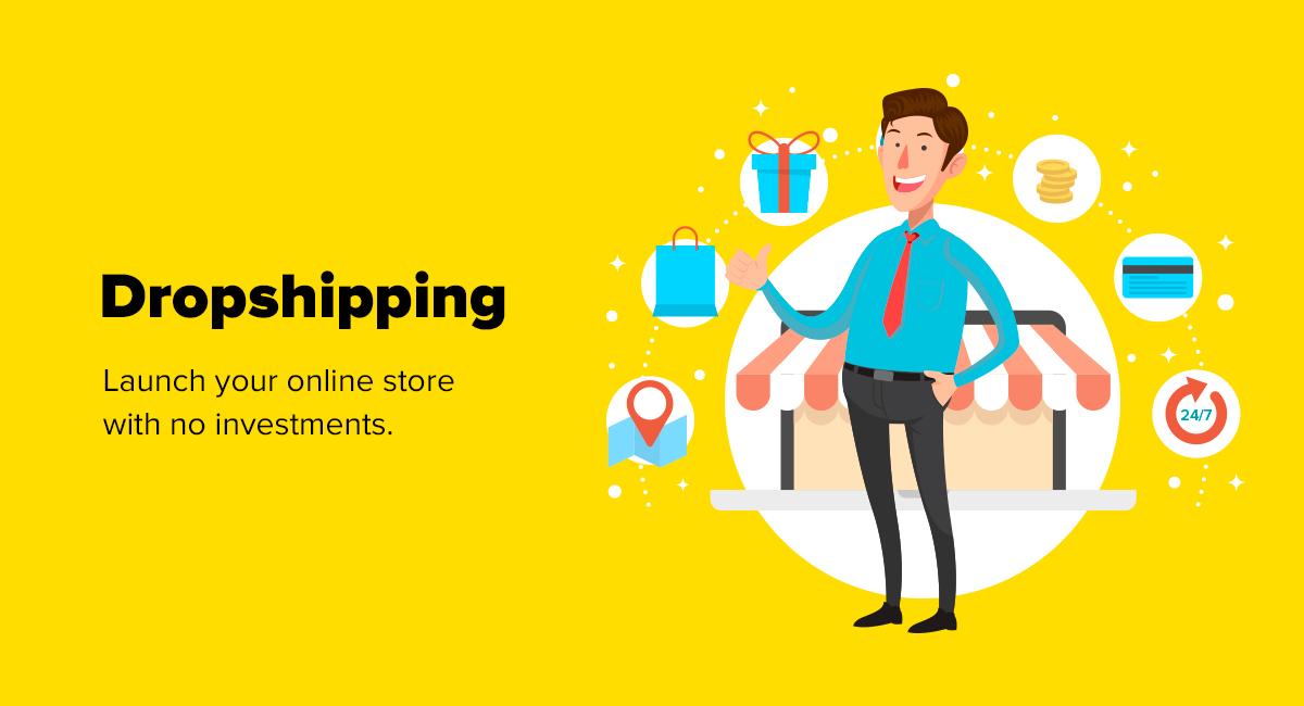 Start a dropshipping website